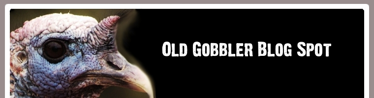 Old Gobbler Blog Spot